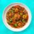 """View """"Roots stew"""" with carrots, cannellini beans and tahini dumplings"""