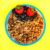 View Crunchy chickpea granola